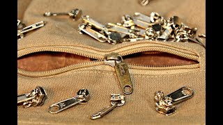 Download How To Fix a Broken or Separated Zipper Video