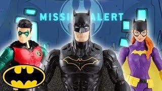 Download Part 1 | Batman Missions: Stop-Motion Adventures | DC Kids Video