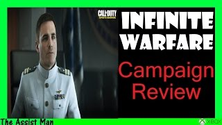 Download Call Of Duty Infinite Warfare Campaign Review Gameplay - It's Actually Really Good! Video