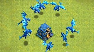 Download HOW TO 3 STAR WITH ELECTRIC DRAGONS!! ″Clash Of Clans″ ANY TOWN HALL LVL!!! Video