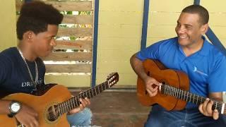 Download Bachata Academy guitar improvisation class with Martires de Leon Video