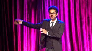 Download How to go from zero to infinity   Sahil Arora   TEDxGCEK Video