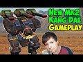 Download New Mk2 Max Kang Dae Fury Power after War Robots 4.1 Rebalance WR Video