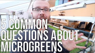 Download Common Questions About Microgreens Video