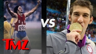 Download Bruce Jenner Takes a Stand on Michael Phelps | TMZ Video