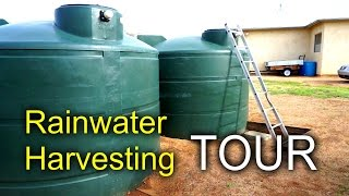 Download Rainwater Harvesting - Home System Tour Video