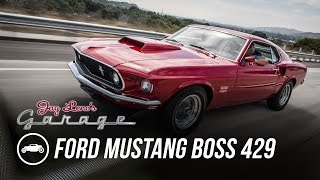 Download 1969 Ford Mustang Boss 429 - Jay Leno's Garage Video