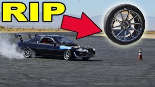 Download CRASHED MY 1JZ LEXUS WHILE DRIFTING :( Video