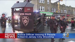 Download 6 People Killed In Jersey City Shootout Video