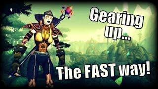 Download Feenix WoW - Gearing Up....The Fast Way! Video