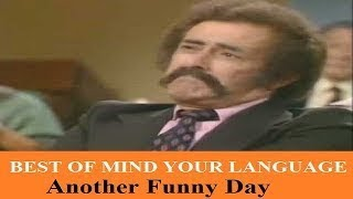 Download Mind Your Language Another Funny Day Video