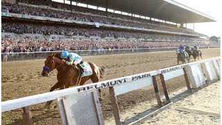 Download American Pharoah Triple Crown Winner !!! - All 3 Races Compilation Video