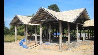 Download รีวิว สร้างบ้านหลังใหม่ พื้นที่ใช้สอย 138 ตรม งบ 8 แสน ได้บ้านขนาดนี้คุ้มมั้ย Video