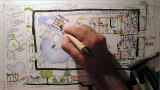 Download Fast Sketch - Landscape Design Video