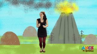 Download Preschool Learn to Dance: Explode volcano Video