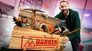 Download Unboxing a Mystery APOCALYPTIC Crate! Video