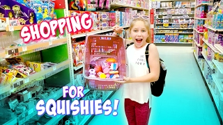 Download Shopping for Squishies and Slime at Target, Party City, and Michaels Squishy Toys hopes vlogs Video