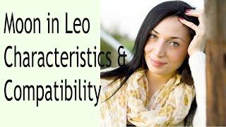 Download Moon in Leo Characteristics & Compatibility Video