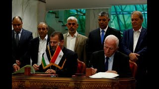 Download Rival Palestinian factions reach unity plan after 10-year split Video