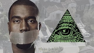 Download Kanye West - Silenced by the Illuminati Video