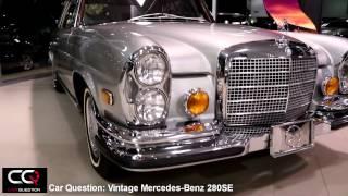 Download 1971 Mercedes-Benz 280 SE: Vintage Luxury! Video