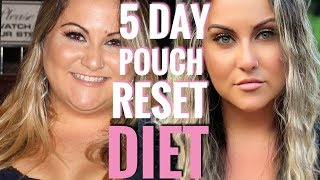 Download 5 DAY POUCH RESET DIET | GASTRIC SLEEVE SURGERY | DOES IT WORK? Video