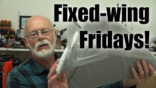 Download Announcement: Fixed Wing Fridays Video