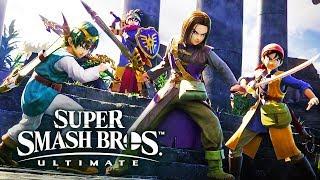 Download Super Smash Bros. Ultimate - Dragon Quest Reveal Trailer | E3 2019 Video