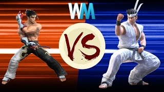 Download Virtua Fighter Vs. Tekken Video