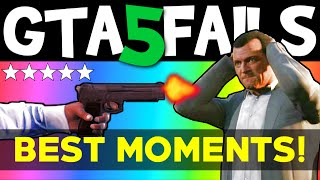 Download GTA 5 FAILS – Best Moments (GTA 5 Funny moments compilation online Grand theft Auto V Gameplay) Video