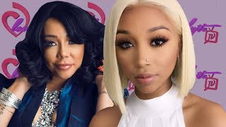 Download Tiny's Daughter Zonnique Says She Regrets Eye Color Surgery+ She May Go Blind Video