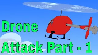 Download Chimpoo Simpoo - Episode 25 | Drone Attack Part - 1 | Animated Series Video