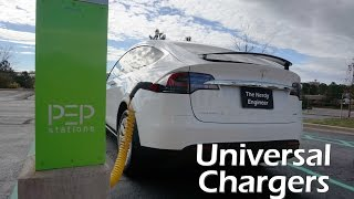 Download EV Universal Chargers/Non-Tesla Chargers Video