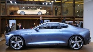 Download Volvo Concept Coupe Video