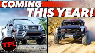 Download Here Are The Top 10 New Truck Debuts Coming in 2020 That We Can't Wait To See! Video