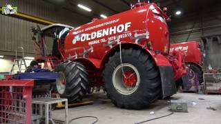Download Topdrukte in de fabriek bij Vervaet in Biervliet Trekkerweb Hydro trike Q series manufacturer Video