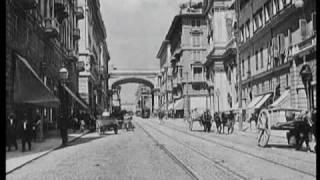 Download Genova dal Bianco e Nero al Colore Video