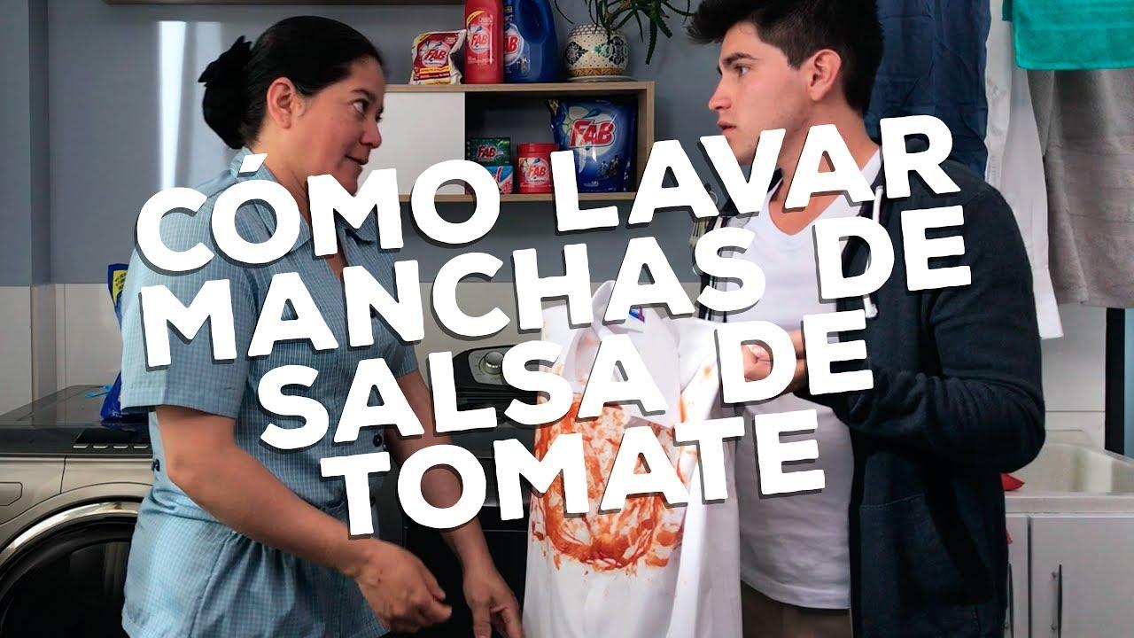 Stream Fab C Mo Quitar Una Mancha De Salsa De Tomate 594781 On  ~ Como Quitar Las Manchas De Tomate