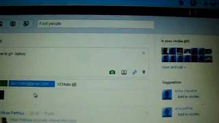Download How to send Google plus (g+) invite /s to multiple email addresses (**gmail only**) Video