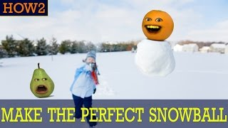 Download HOW2: How to Make the Perfect Snowball! Video