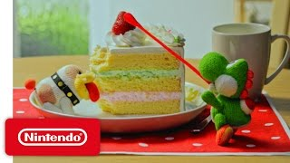 Download Poochy & Yoshi's Woolly World – Cake! Video