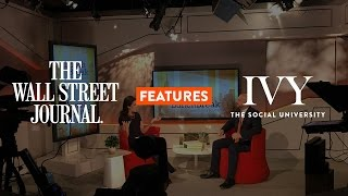 Download Wall Street Journal features IVY: The Social University Video