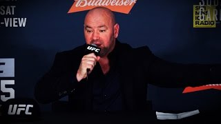 Download UFC 205: Dana White Reacts to Conor McGregor KO'ing Eddie Alvarez, Becoming Dual Champion Video