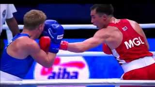 Download AIBA World Boxing Championships 2015 Doha - Tuvshinbat 1st round Video