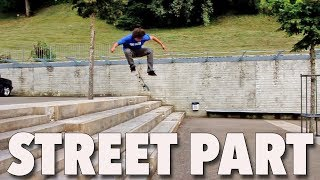Download JONNY GIGER | STREET PART | RAW & UNCUT Video