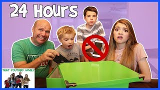 Download 24 Hours No Electronics No Technology / That YouTub3 Family Video