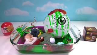 Download Squishy Mashem Splat Ball and Toys Video