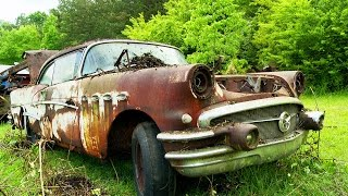 Download Junkyard 1956 Buick Hack! - Roadkill Ep. 53 Video