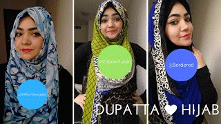 Download How to tie Hijab On Indian Dress with Dupatta-Part 1 Video