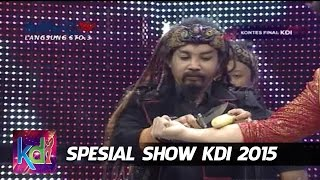 Download Gilang Kebal di Hipnotis Master Limbad - Spesial Show KDI 2015 (19/5) Video